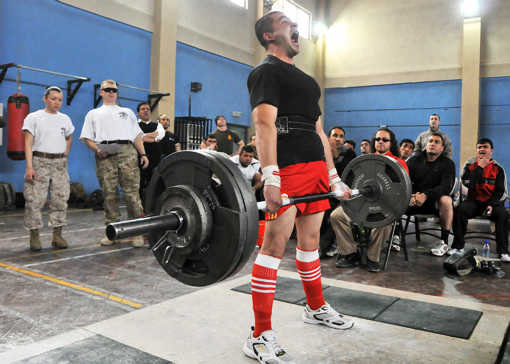 Deadlift Are Good For TheSoul